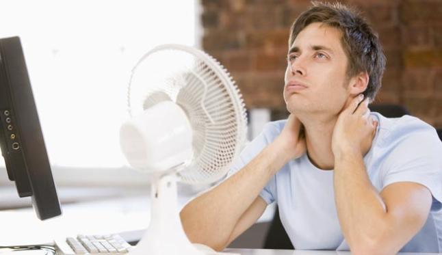 Calor en el trabajo