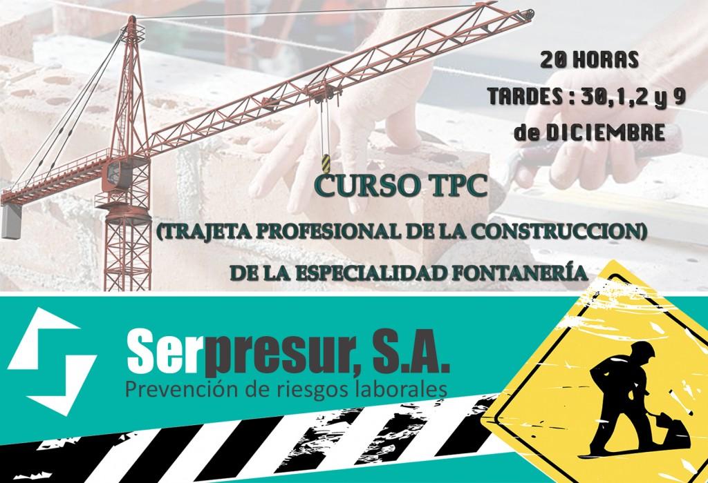 Cursos en Sevilla TPC