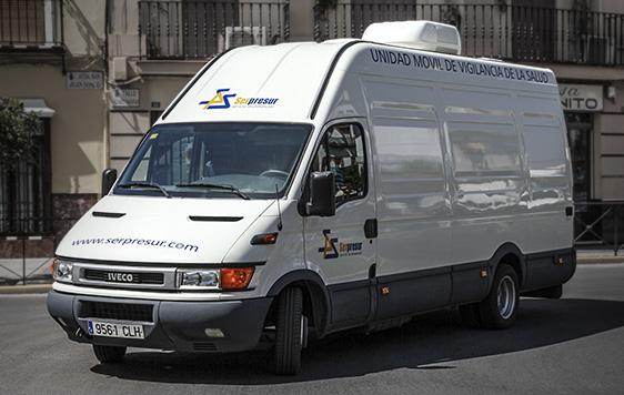 Reconocimiento médico laboral en Sevilla