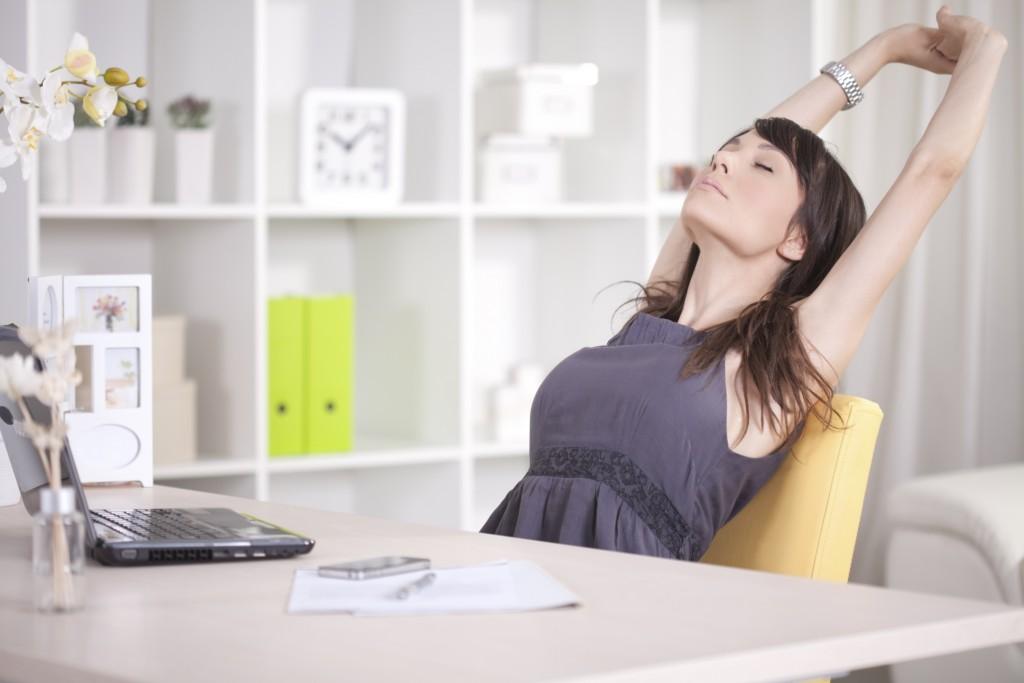 Prevención de Riesgos Laborales en la oficina