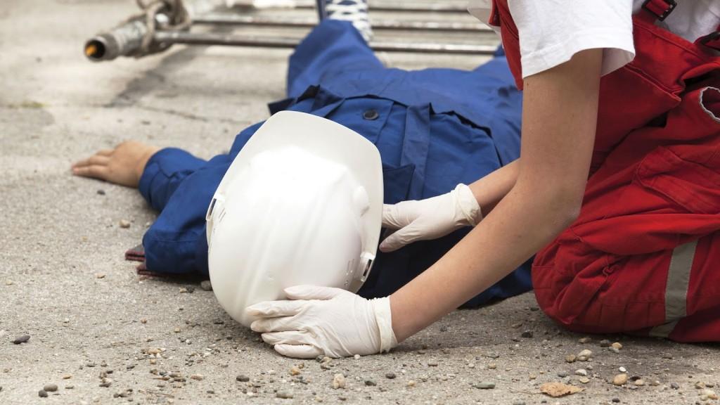 Accidentes laborales en Sevilla
