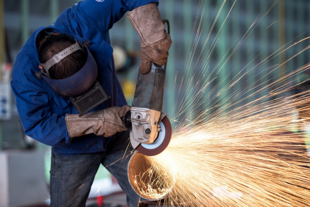 Formación para trabajadores del metal