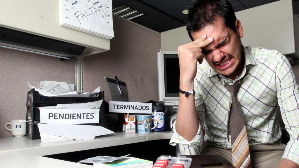 Aplicaciones para el estrés laboral