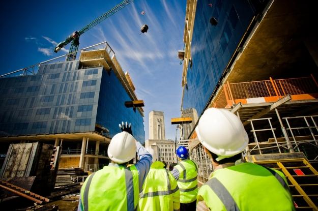 PRL en la construcción