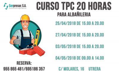 Tarjeta Profesional de la Construcción en Sevilla
