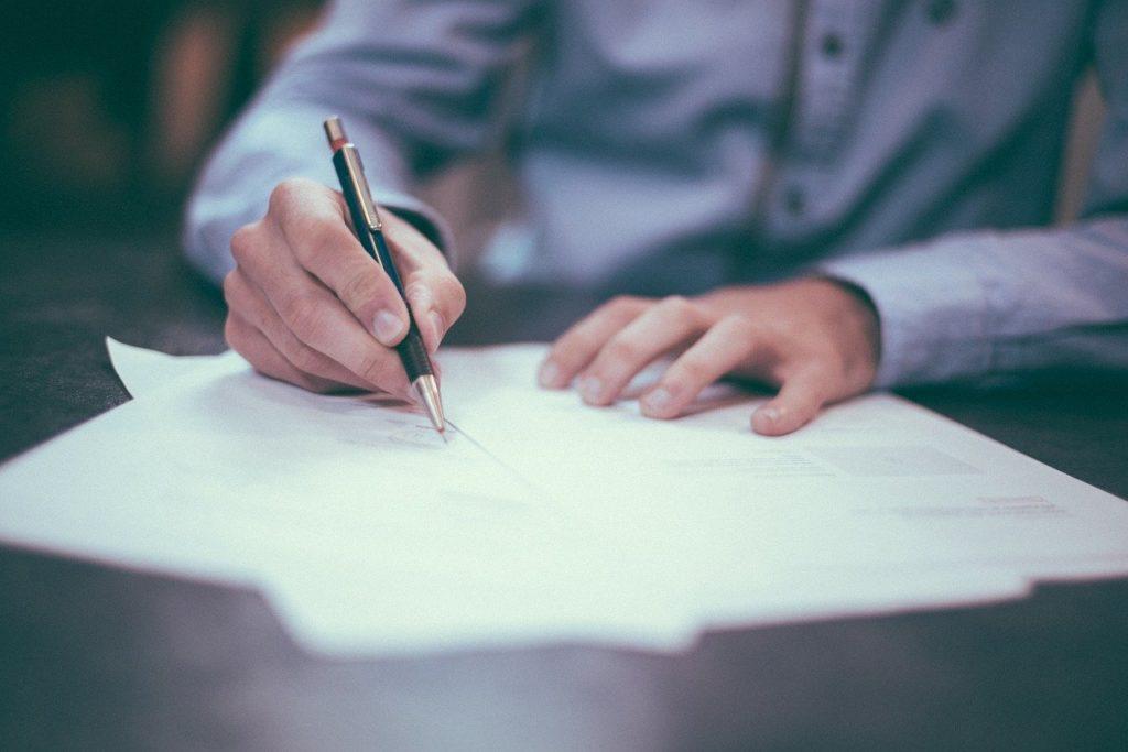 Prevención de riesgos laborales. Cumplimentar registros de empresa