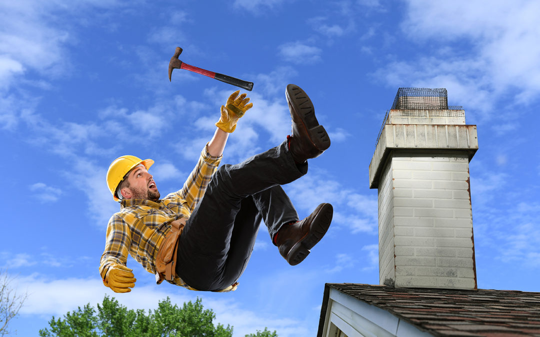 Guía para trabajos en alturas