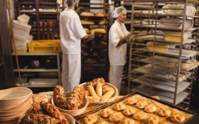 Atmósferas explosivas en panaderías y similares